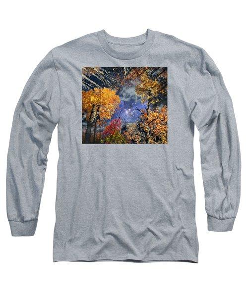 Deep Canopy Long Sleeve T-Shirt
