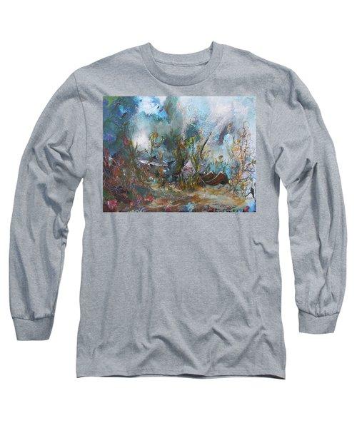 Deep Danger Long Sleeve T-Shirt
