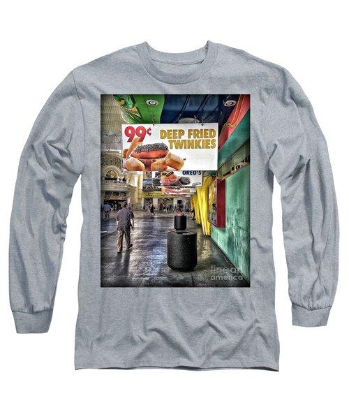 Deep Fried Twinkies Long Sleeve T-Shirt