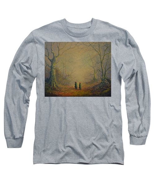 Deep Into The Forest Long Sleeve T-Shirt