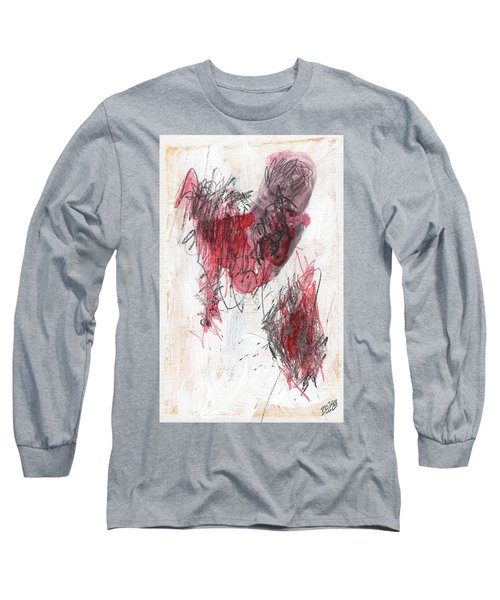 Deep Meat Long Sleeve T-Shirt