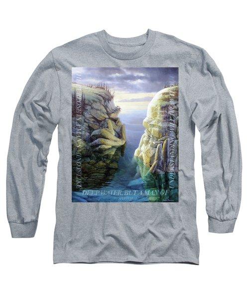 Deep Water Long Sleeve T-Shirt