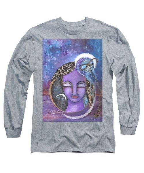 Deep Within Long Sleeve T-Shirt
