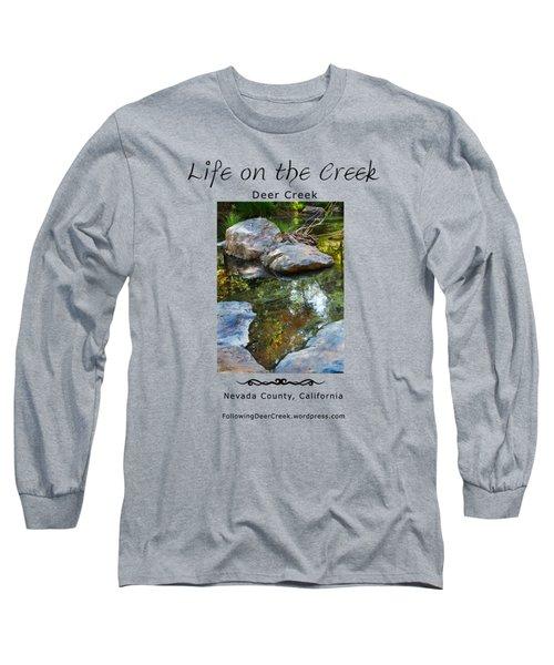 Deer Creek Point Long Sleeve T-Shirt