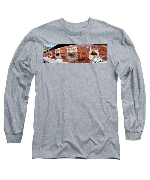 Defiant Graffitti Long Sleeve T-Shirt