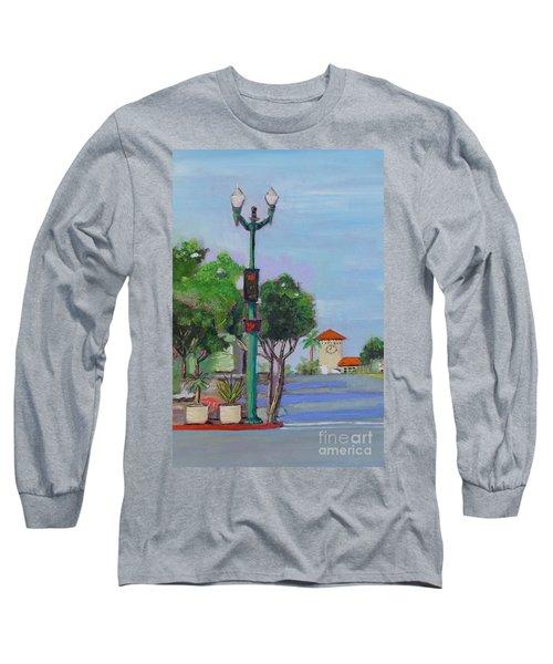Del Mar And Ole Vista Long Sleeve T-Shirt