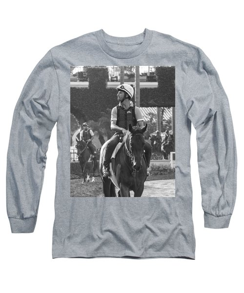 Del Mar Sunrise Long Sleeve T-Shirt