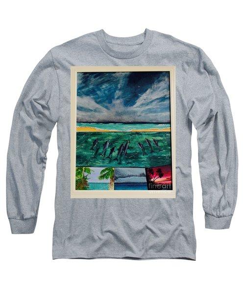 Delfin Long Sleeve T-Shirt