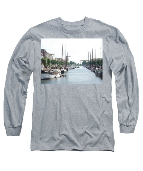 Delfshaven Long Sleeve T-Shirt