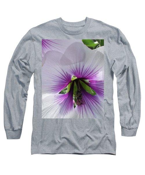 Delicate Flower 2 Long Sleeve T-Shirt