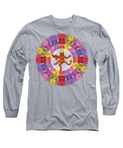 Deluxe Tribute To Tuko Long Sleeve T-Shirt by John Deecken