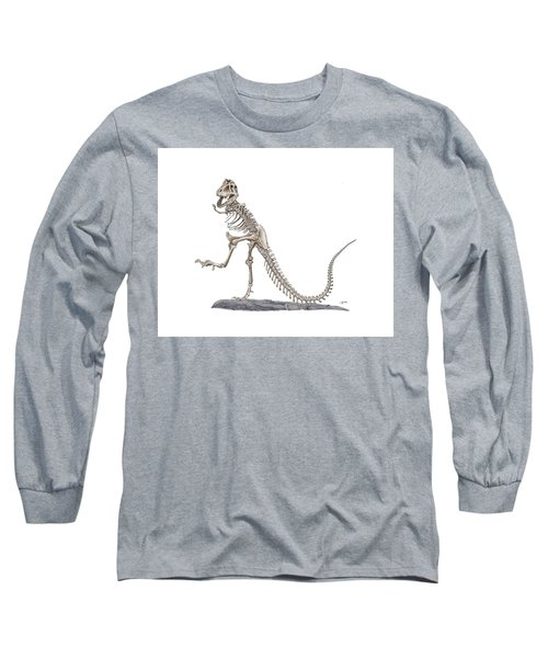 Denvers Dancing T Rex Long Sleeve T-Shirt