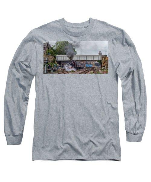 Departing Scarborough Long Sleeve T-Shirt