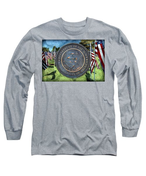 Department Of The Navy - United States Long Sleeve T-Shirt
