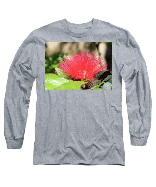 Desert Blossom Long Sleeve T-Shirt by Kathy Bassett