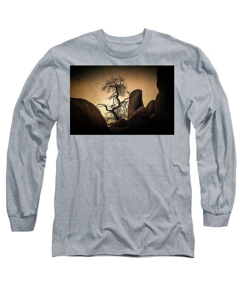 Desert Bonsai II Long Sleeve T-Shirt