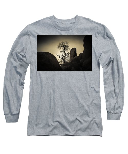 Desert Bonsai Long Sleeve T-Shirt