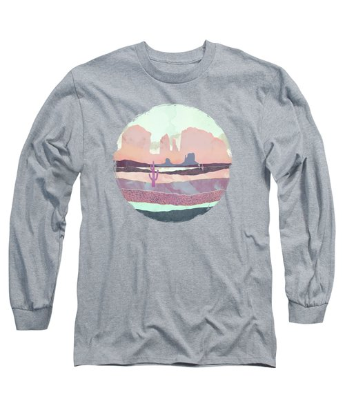 Desert Dusk Light Long Sleeve T-Shirt