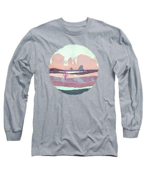 Desert Dusk Light Long Sleeve T-Shirt