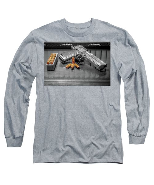 Desert Eagle .50ae Magnum Long Sleeve T-Shirt