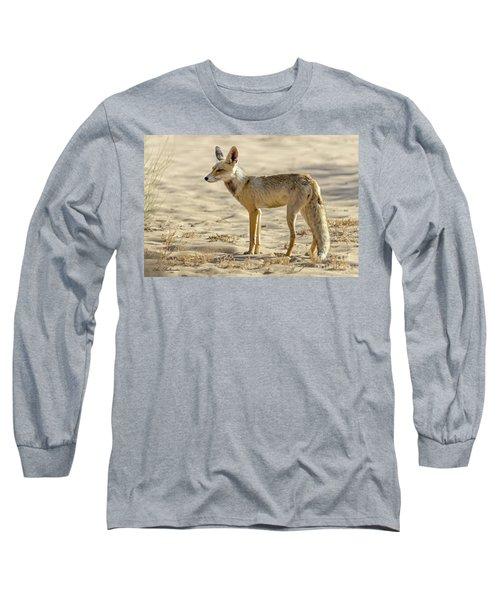 desert Fox 02 Long Sleeve T-Shirt