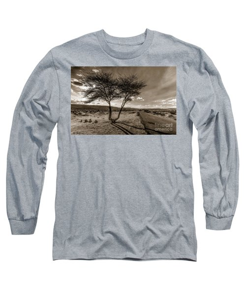 Desert Landmarks  Long Sleeve T-Shirt