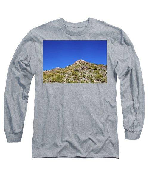 Desert Mountaintop Long Sleeve T-Shirt