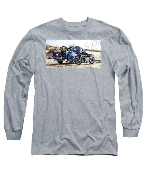 Desert Racing Long Sleeve T-Shirt