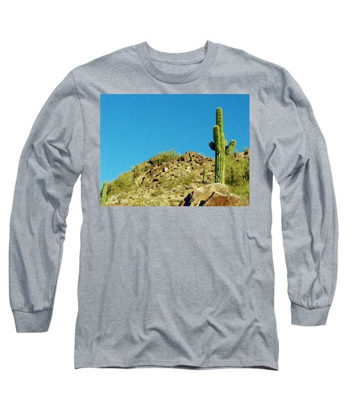 Desert Sky Long Sleeve T-Shirt