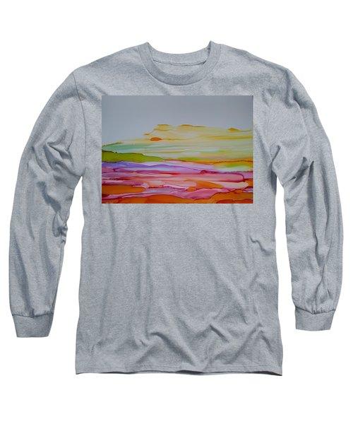 Desert Steppe Long Sleeve T-Shirt