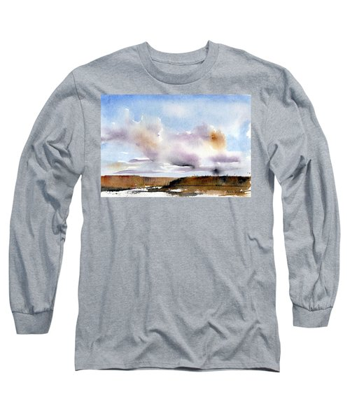 Desert Storm Long Sleeve T-Shirt by Anne Duke