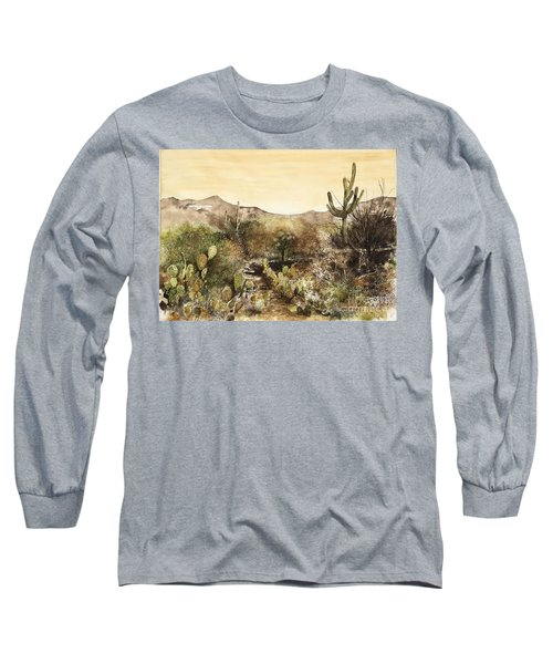 Desert Walk Long Sleeve T-Shirt