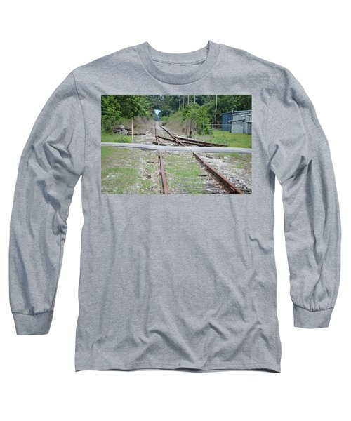 Desolate Rails Long Sleeve T-Shirt