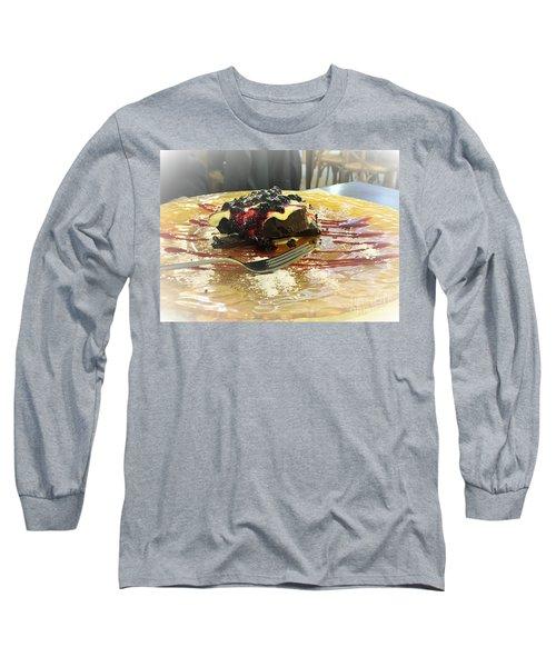 Dessert Italian Style Long Sleeve T-Shirt