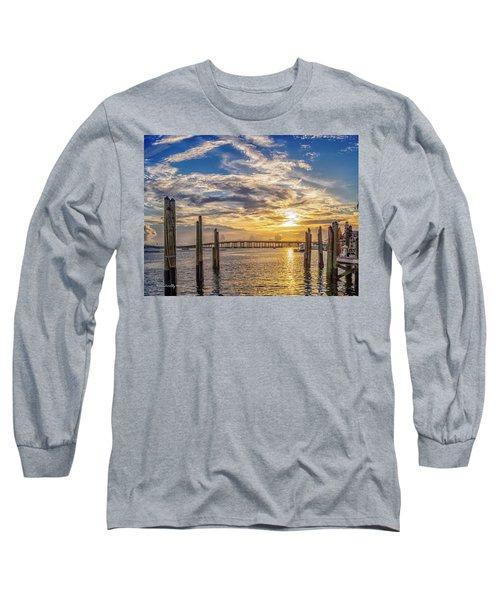 Destin Harbor #1 Long Sleeve T-Shirt