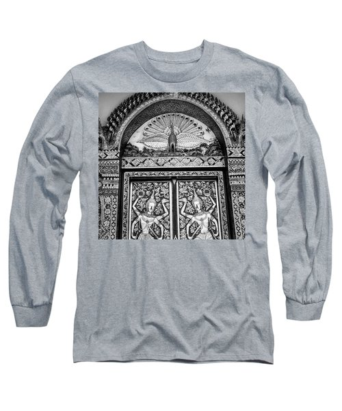 Detail On The Doors Long Sleeve T-Shirt