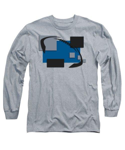 Detroit Lions Abstract Shirt Long Sleeve T-Shirt