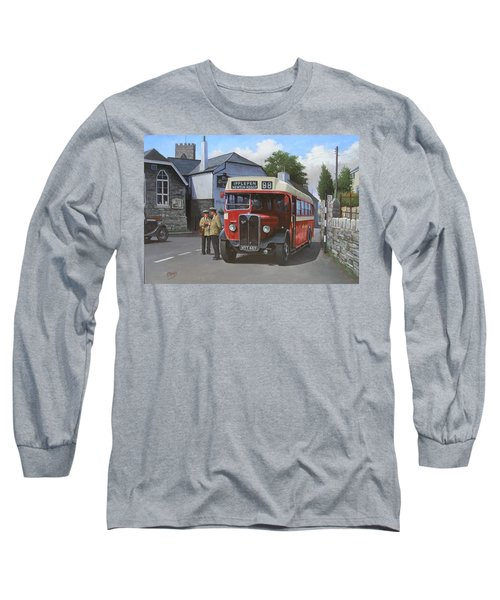 Devon General Aec Regal. Long Sleeve T-Shirt