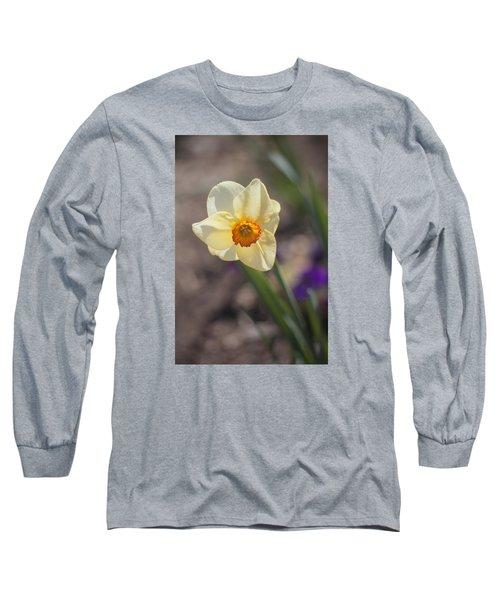 Diagonal Daffy Long Sleeve T-Shirt