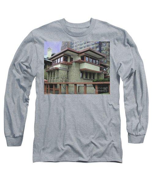 Diamond In The Ruff Long Sleeve T-Shirt