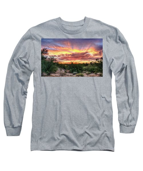 Diamond Sky Long Sleeve T-Shirt