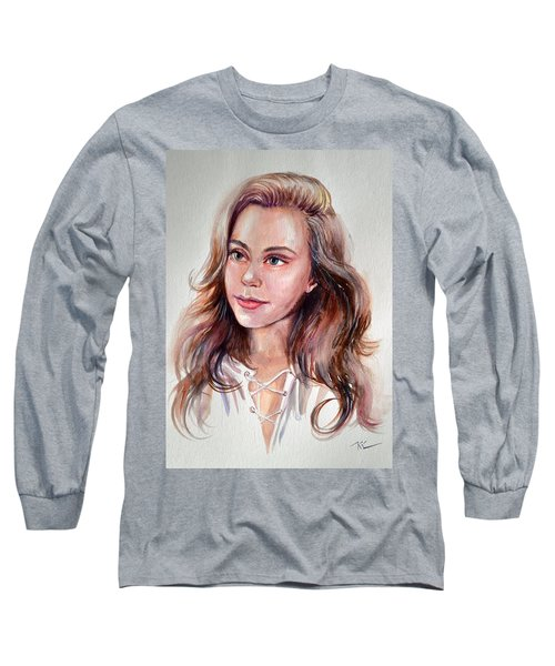 Diana Long Sleeve T-Shirt