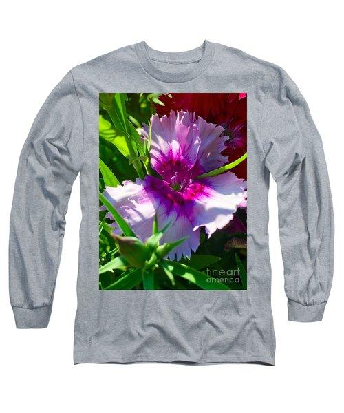 Dianthus Carnation Long Sleeve T-Shirt