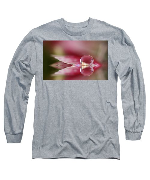 Dianthus Dreaming Long Sleeve T-Shirt by Kym Clarke