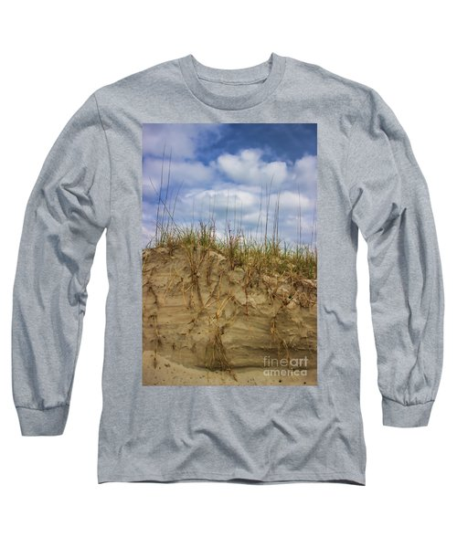 Digging In Deep In Sand Dunes Long Sleeve T-Shirt
