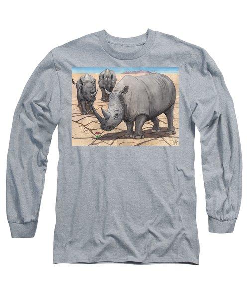 Dilemma Long Sleeve T-Shirt