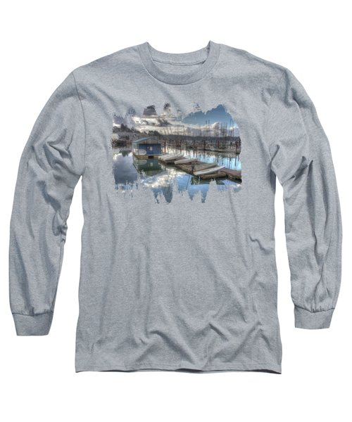 Dinghies For Rent Long Sleeve T-Shirt