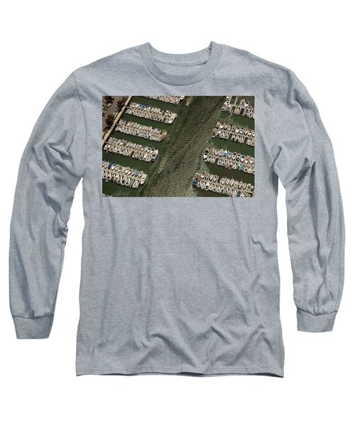Dingy Ride Long Sleeve T-Shirt