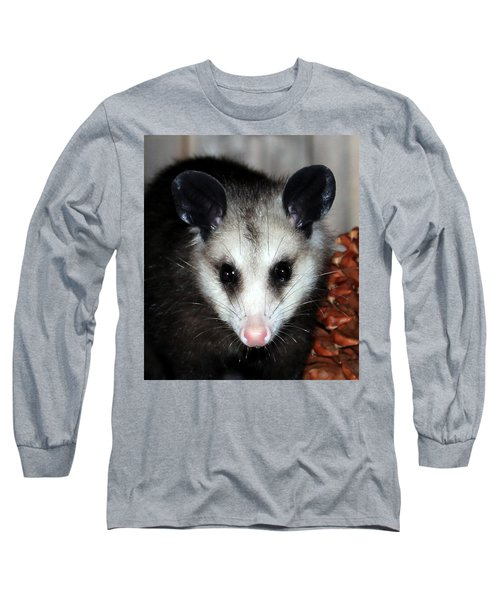Dining Possums Vii Long Sleeve T-Shirt