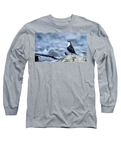 Long Sleeve T-Shirt featuring the photograph Dipper's Call by Torbjorn Swenelius
